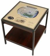 Penn State Nittany Lions 25-Layer StadiumViews Lighted End Table