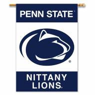 """Penn State Nittany Lions 28"""" x 40"""" Two-Sided Banner"""