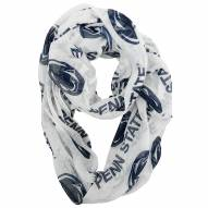 Penn State Nittany Lions Alternate Sheer Infinity Scarf