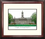 Penn State Nittany Lions Alumnus Framed Lithograph