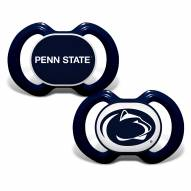 Penn State Nittany Lions Baby Pacifier 2-Pack