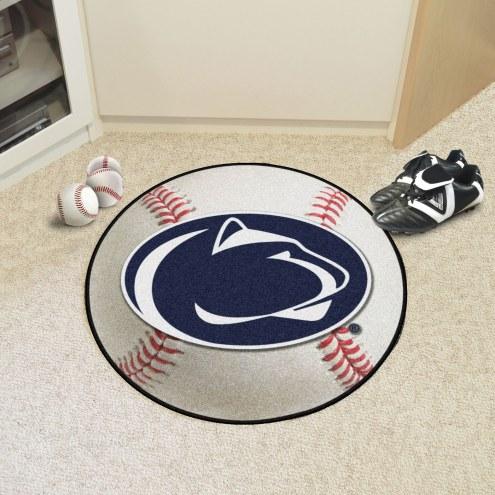 Penn State Nittany Lions Baseball Rug