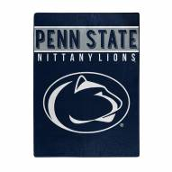 Penn State Nittany Lions Basic Silk Touch Throw Blanket