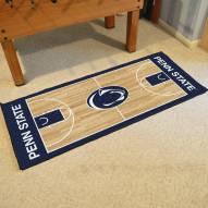 Penn State Nittany Lions Basketball Court Runner Rug
