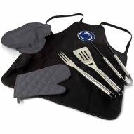 Penn State Nittany Lions BBQ Apron Tote Set