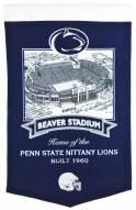 Penn State Nittany Lions Beaver Stadium Banner