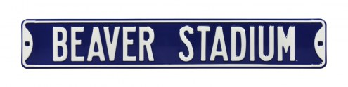 Penn State Nittany Lions Beaver Stadium Street Sign