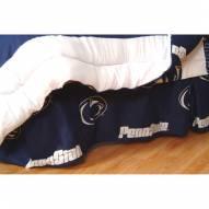 Penn State Nittany Lions Bed Skirt