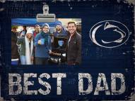 Penn State Nittany Lions Best Dad Clip Frame