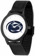 Penn State Nittany Lions Black Mesh Statement Watch