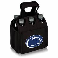 Penn State Nittany Lions Black Six Pack Cooler Tote