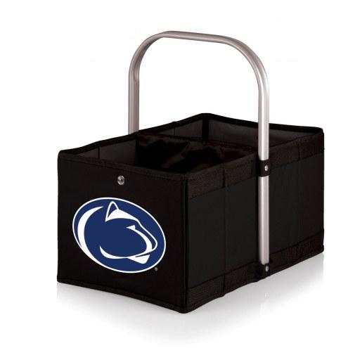 Penn State Nittany Lions Black Urban Picnic Basket