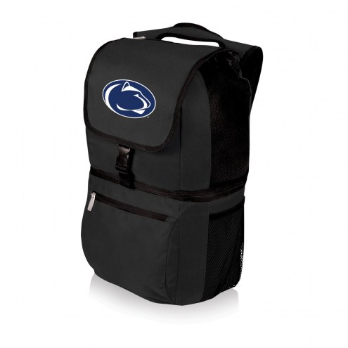 Penn State Nittany Lions Black Zuma Cooler Backpack