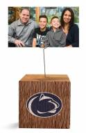 Penn State Nittany Lions Block Spiral Photo Holder