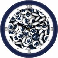 Penn State Nittany Lions Candy Wall Clock
