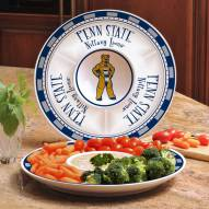 Penn State Nittany Lions Ceramic Chip and Dip Serving Dish