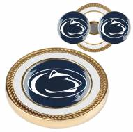 Penn State Nittany Lions Challenge Coin with 2 Ball Markers