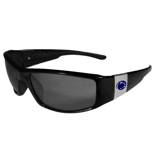 Penn State Nittany Lions Chrome Wrap Sunglasses