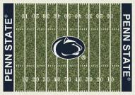 Penn State Nittany Lions College Home Field Area Rug