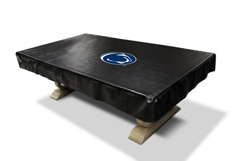 Penn State Nittany Lions College Pool Table Cover