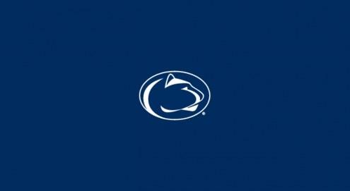 Penn State Nittany Lions College Team Logo Billiard Cloth