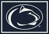 Penn State Nittany Lions College Team Spirit Area Rug