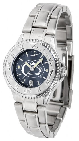 Penn State Nittany Lions Competitor Steel AnoChrome Women's Watch