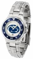 Penn State Nittany Lions Competitor Steel Women's Watch
