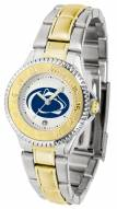 Penn State Nittany Lions Competitor Two-Tone Women's Watch
