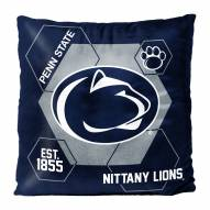 Penn State Nittany Lions Connector Double Sided Velvet Pillow