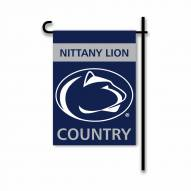Penn State Nittany Lions Country Garden Flag