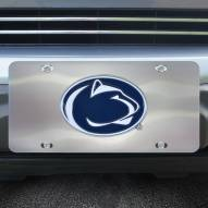 Penn State Nittany Lions Diecast License Plate