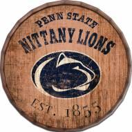 """Penn State Nittany Lions Established Date 24"""" Barrel Top"""