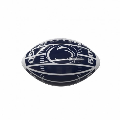 Penn State Nittany Lions Field Mini Glossy Football