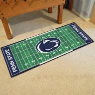Penn State Nittany Lions Football Field Runner Rug