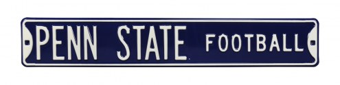 Penn State Nittany Lions Football Street Sign