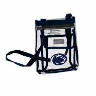 Penn State Nittany Lions Gameday Clear Crossbody Tote