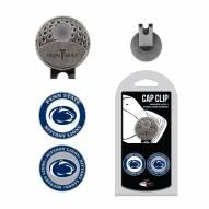 Penn State Nittany Lions Hat Clip & Marker Set