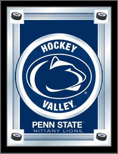 Penn State Nittany Lions Hockey Logo Mirror