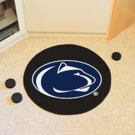 Penn State Nittany Lions Hockey Puck Mat