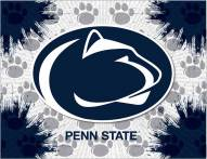 Penn State Nittany Lions Logo Canvas Print