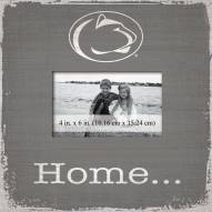 Penn State Nittany Lions Home Picture Frame