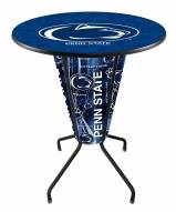 Penn State Nittany Lions Indoor/Outdoor Lighted Pub Table