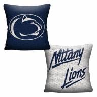 Penn State Nittany Lions Invert Woven Pillow
