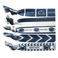 Penn State Nittany Lions Knotted Hair Tie