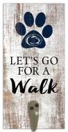 Penn State Nittany Lions Leash Holder Sign