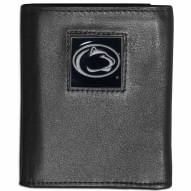 Penn State Nittany Lions Leather Tri-fold Wallet