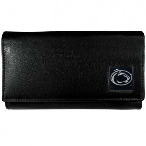 Penn State Nittany Lions Leather Women's Wallet