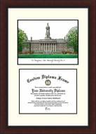 Penn State Nittany Lions Legacy Scholar Diploma Frame