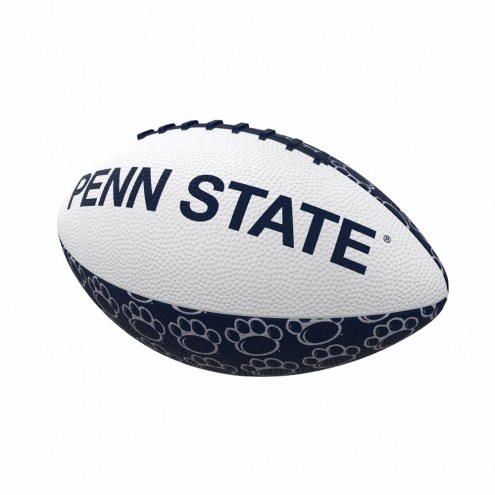 Penn State Nittany Lions Mini Rubber Football